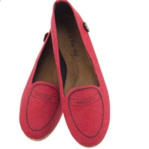 ANTHROPOLOGIE LOLY IN THE SKY NWOB SLIP ON LOAFERS